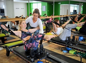 Bootcamp Pilates