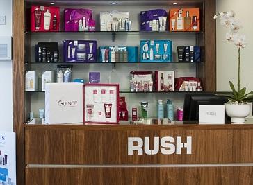 Rush beauties