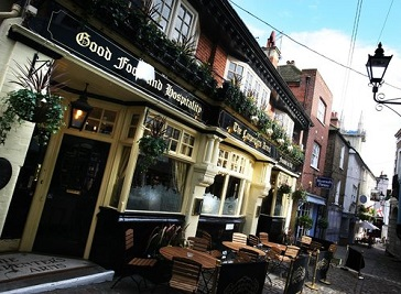 The Carpenter's Arms in Windsor
